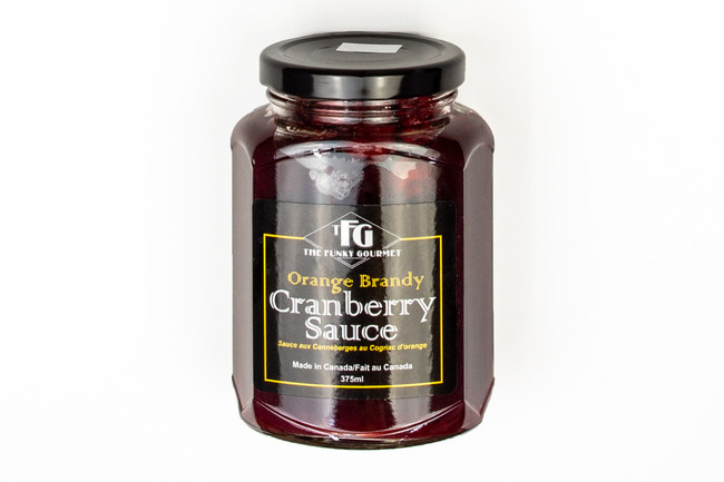 The Funky Gourmet Cranberry Sauces