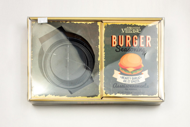 Village Gourmet - Stuffed Burger Press